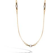 John Hardy Women's Dot Link Necklace in 18K Gold