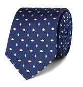 Turnbull & Asser - Embroidered Silk-faille Tie