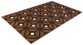 Rhombus Weave Doormat