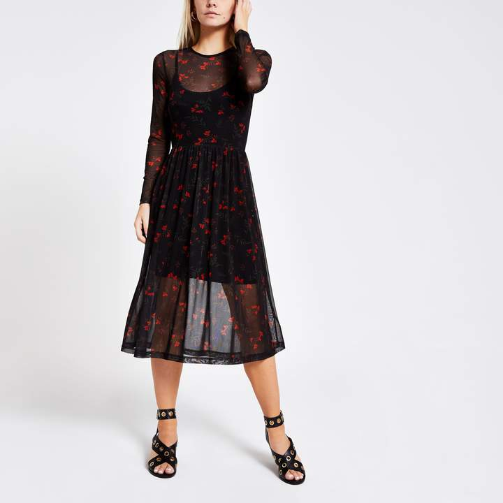 bec1fdc70 River Island Swing Dress - ShopStyle UK