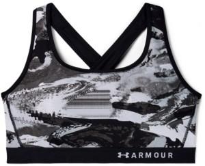 Under Armour Plus Size Cross-Back Sports Bra