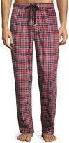 STAFFORD Stafford Microfleece Pajama Pants - Big & Tall