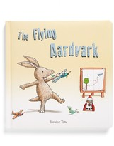 Jellycat The Flying Aardvark Board Book