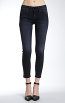 Mavi Jeans Adriana Ankle Super Skinny In Overnight Gold