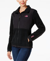 The North Face Denali Pink Ribbon Polartec Fleece Jacket