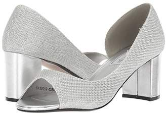 Touch Ups Joy (Silver) Women's Shoes