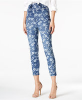 GUESS Judo High-Rise Printed Jeans