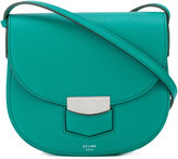 Celine saddle shoulder bag