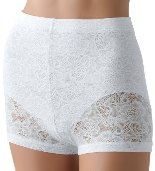 Flexees firm-control lace boyshorts - 1507