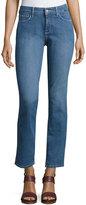 NYDJ Sheri Slim-Fit Denim Jeans, Blue