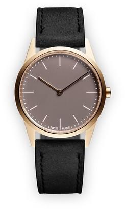 Uniform Wares C33 Two Hand Watch