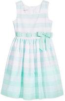 Bonnie Jean Striped Dress, Big Girls (7-16)
