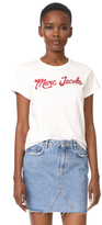 Marc Jacobs Short Sleeve Tee Shirt