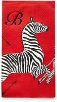 Caspari 100 Zebras Paper Napkins & Guest Towels