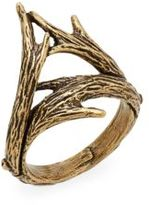 A.L.C. Double Antler Ring