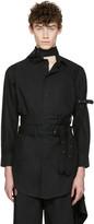 Craig Green Black Cotton Long Shirt