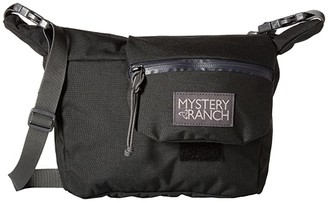 Mystery Ranch A5 Bag (Black) Backpack Bags