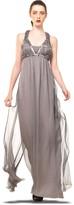 Max Studio Beaded Gown