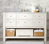 Pottery Barn Sink Console