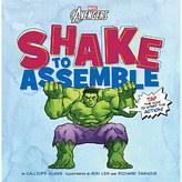Disney Marvel's Avengers Shake to Assemble Book