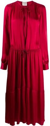 Forte Forte Tiered Midi Dress