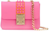 Designinverso - studded crossbody bag - women - plastic/metal - One Size