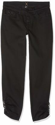 M·A·C MAC Women's 5441.91-0355 Slim Slim Jeans - Black - Not Applicable