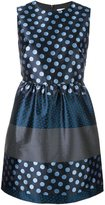 RED Valentino polka dot dress - women - Polyester/Acetate - 42