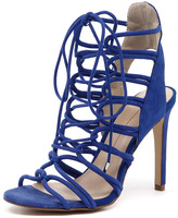 Mollini Lilly Cobalt Suede