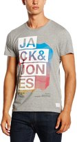 Jack and Jones Men's 12102428 Jjcoadvance T-Shirt