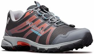 Montrail Columbia Women's Mountain Masochist IV Outdry Sneaker Graphite Riptide 10 Regular US