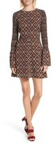 A.L.C. Women's Alexa Print Silk Dress
