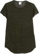 Iris and Ink Luisa slub-jersey T-shirt