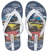 Ipanema Toddler Boy's Hot Wheels Speed Flip Flop