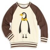 Mini Rodini Baby's, Toddler's, Little Boy's & Boy's Penguin Printed Organic Cotton Blend T-Shirt