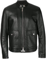 DSQUARED2 cropped zip-up jacket