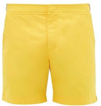 Orlebar Brown Bulldog Swim Shorts - Yellow