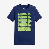 Nike DNA Repeat Big Kids' (Boys') Training T-Shirt (XS-XL)