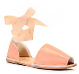 Brother Vellies Flamingo Ballet Sandal