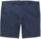 Ralph Lauren Purple Label - Eaton Slim-fit Stretch-twill Shorts