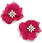 BaubleBar Paion Soft Floral Studs