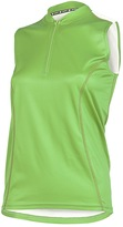 Canari Women's Essential Quarter-Zip Cycling Tank