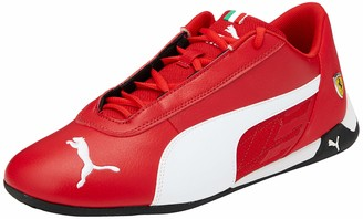 Puma Unisex Adult's SF R-CAT Trainers Red (Rosso Corsa White Black 01) 6.5 UK