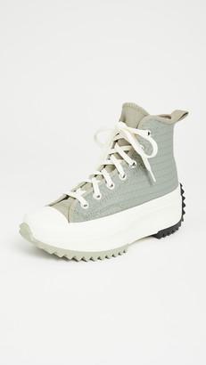 Converse Run Star Hike Platform Sneakers