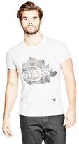 GUESS Men's Raymund Logo Tee