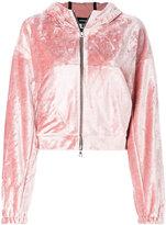 Nike Essentials velour hoodie