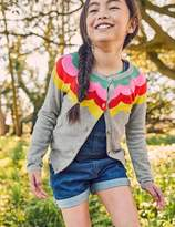 Boden Rainbow Cardigan