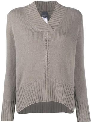 Lorena Antoniazzi V-neck cashmere jumper