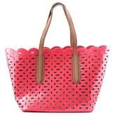 Sondra Roberts Ac23875 Women Synthetic Pink Tote.