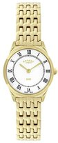Rotary Ladies' Gold Plated Ultra Slim Watch